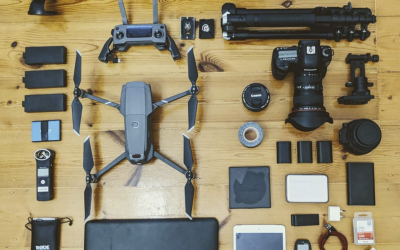 Drone photography in Australia: what are the rules