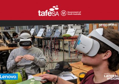 TAFE SA Virtual Reality Training