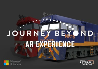 Journey Beyond AR Experience