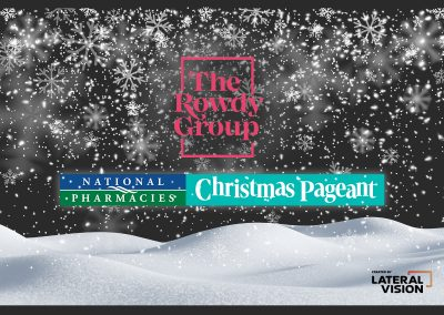 National Pharmacies Christmas Pageant