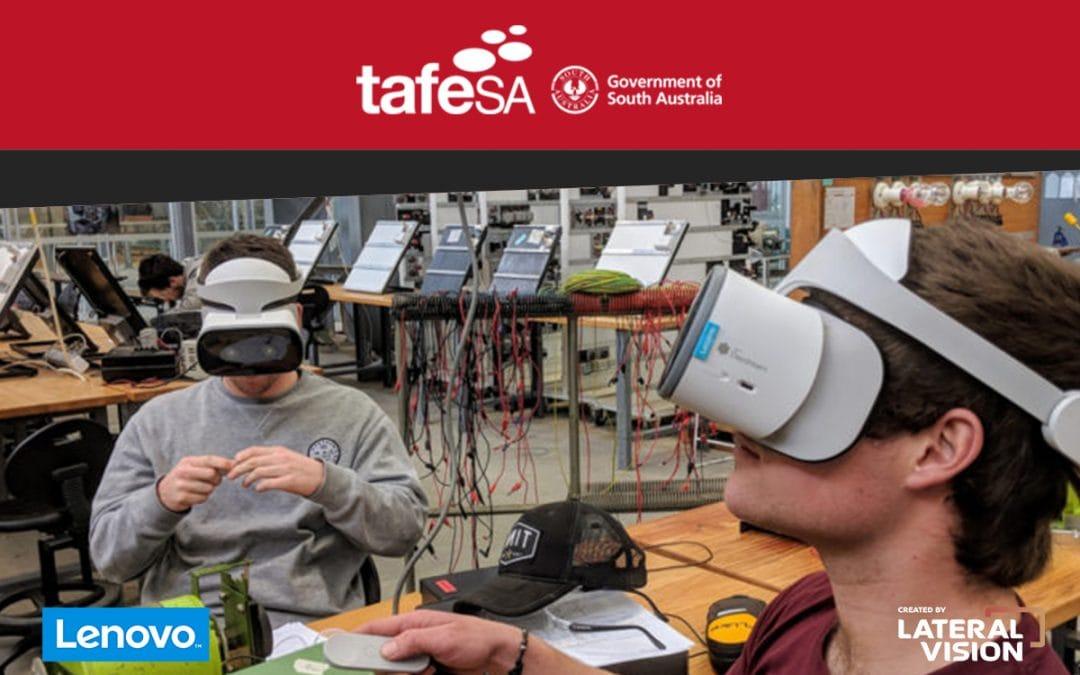 TAFE SA Virtual Reality Training